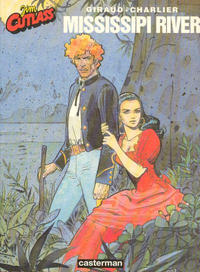 Cover Thumbnail for Jim Cutlass (Casterman, 1991 series) #1 - Mississippi River
