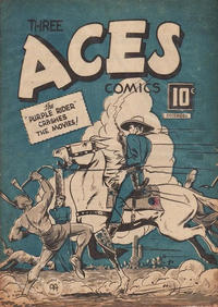 Cover Thumbnail for Three Aces Comics (Anglo-American Publishing Company Limited, 1941 series) #v3#11 [35]