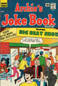 Cover Thumbnail for Archie's Joke Book Magazine (Archie, 1953 series) #95