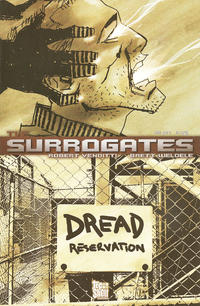 Cover Thumbnail for The Surrogates (Top Shelf, 2005 series) #2