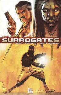 Cover Thumbnail for The Surrogates (Top Shelf, 2005 series) #1