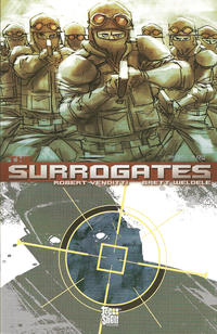 Cover Thumbnail for The Surrogates (Top Shelf, 2005 series) #3