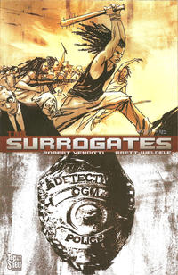 Cover Thumbnail for The Surrogates (Top Shelf, 2005 series) #5