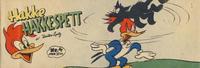Cover Thumbnail for Hakke Hakkespett (Serieforlaget / Se-Bladene / Stabenfeldt, 1957 series) #4/1959