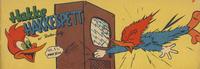 Cover Thumbnail for Hakke Hakkespett (Serieforlaget / Se-Bladene / Stabenfeldt, 1957 series) #51/1958