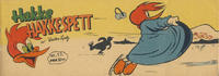 Cover Thumbnail for Hakke Hakkespett (Serieforlaget / Se-Bladene / Stabenfeldt, 1957 series) #52/1958