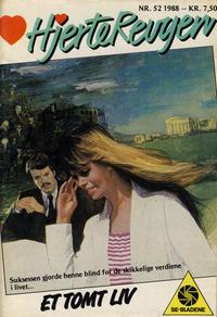 Cover Thumbnail for Hjerterevyen (Serieforlaget / Se-Bladene / Stabenfeldt, 1960 series) #52/1988