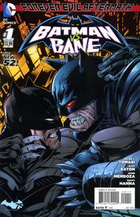 Cover Thumbnail for Forever Evil Aftermath: Batman vs. Bane (DC, 2014 series) #1