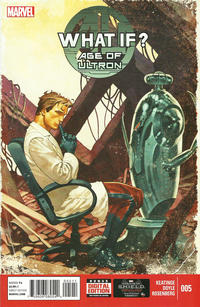 Cover Thumbnail for What If? Age of Ultron (Marvel, 2014 series) #5