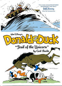 Cover Thumbnail for The Complete Carl Barks Disney Library (Fantagraphics, 2011 series) #[8] - Walt Disney's Donald Duck- Trail of the Unicorn