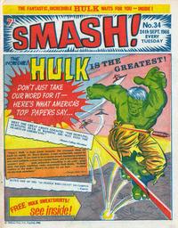 Cover Thumbnail for Smash! (IPC, 1966 series) #34