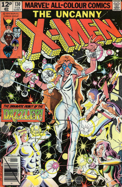 Cover for The X-Men (Marvel, 1963 series) #130 [Newsstand Edition]