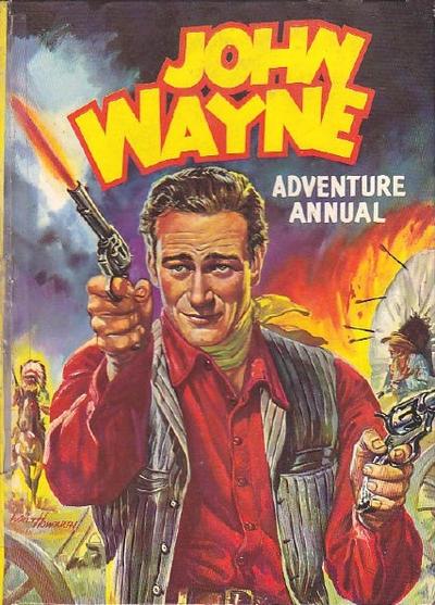 Cover for John Wayne Adventure Annual (World Distributors, 1953 series) #1959