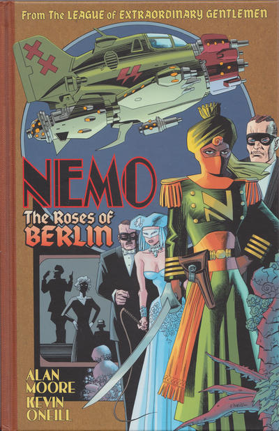 Cover for Nemo: The Roses of Berlin (Top Shelf Productions / Knockabout Comics, 2014 series)