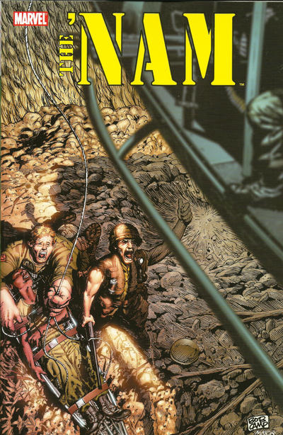 Cover for The 'Nam (Marvel, 2009 series) #2