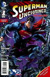 Cover Thumbnail for Superman Unchained (2013 series) #1 [Combo-Pack]