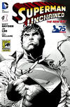 Cover Thumbnail for Superman Unchained (2013 series) #1 [San Diego Comic Con International Exclusive]