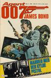 Cover for James Bond (Semic, 1979 series) #3/1981