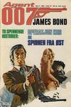 Cover for James Bond (Semic, 1979 series) #5/1981
