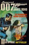Cover for James Bond (Semic, 1979 series) #2/1982