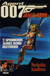 Cover for James Bond (Semic, 1979 series) #4/1982