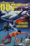 Cover for James Bond (Semic, 1979 series) #5/1982