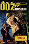 Cover for James Bond (Semic, 1979 series) #1/1983