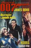 Cover for James Bond (Semic, 1979 series) #2/1983