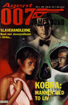 Cover for James Bond (Semic, 1979 series) #6/1983
