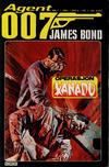 Cover for James Bond (Semic, 1979 series) #1/1984