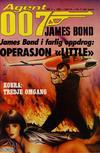 Cover for James Bond (Semic, 1979 series) #4/1984
