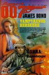 Cover for James Bond (Semic, 1979 series) #5/1984