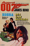 Cover for James Bond (Semic, 1979 series) #6/1984