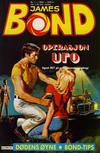 Cover for James Bond (Semic, 1979 series) #1/1985