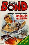 Cover for James Bond (Semic, 1979 series) #4/1985