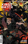 Cover Thumbnail for Kings Watch (2013 series) #4 [Exclusive Subscription Cover]