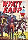 Cover for Wyatt Earp (L. Miller & Son, 1957 series) #25