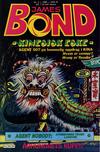 Cover for James Bond (Semic, 1979 series) #4/1986