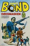 Cover for James Bond (Semic, 1979 series) #7/1985