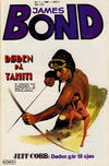 Cover for James Bond (Semic, 1979 series) #1/1986