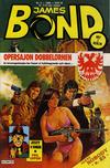 Cover for James Bond (Semic, 1979 series) #5/1986