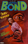 Cover for James Bond (Semic, 1979 series) #6/1986