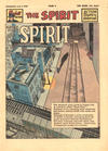 Cover for The Spirit (Register and Tribune Syndicate, 1940 series) #6/5/1949