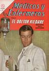 Cover for Médicos y Enfermeras (Editorial Novaro, 1963 series) #6