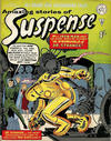 Cover for Amazing Stories of Suspense (Alan Class, 1963 series) #31