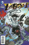 Cover Thumbnail for Justice League (2011 series) #23.2 [Standard Cover]