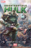 Cover for Indestructible Hulk (Marvel, 2013 series) #1 - Agent of S.H.I.E.L.D.