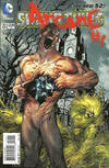 Cover for Swamp Thing (DC, 2011 series) #23.1 [Standard Cover]