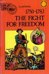 Cover for Basic Illustrated History of America (Pendulum Press, 1976 series) #07-2294 - 1750-1783:  The Fight for Freedom