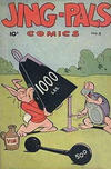 Cover for Jing-Pals Comics (Victory Magazine Corporation, 1946 series) #2
